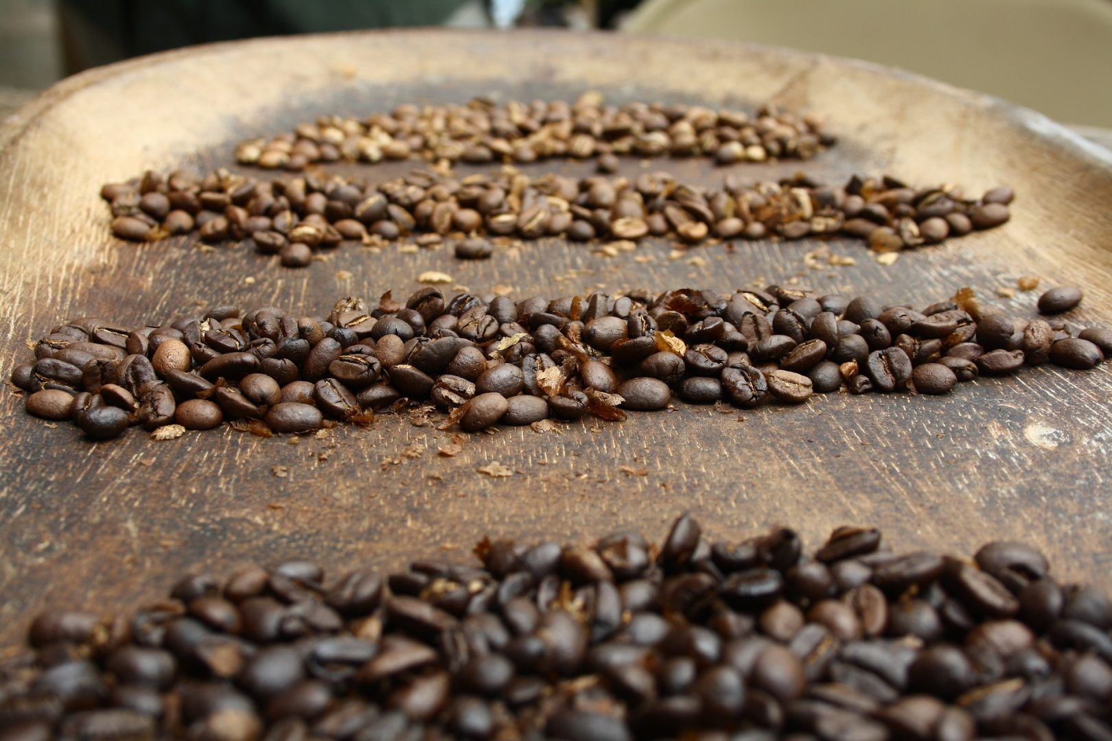 Projekt Obrót Kawą